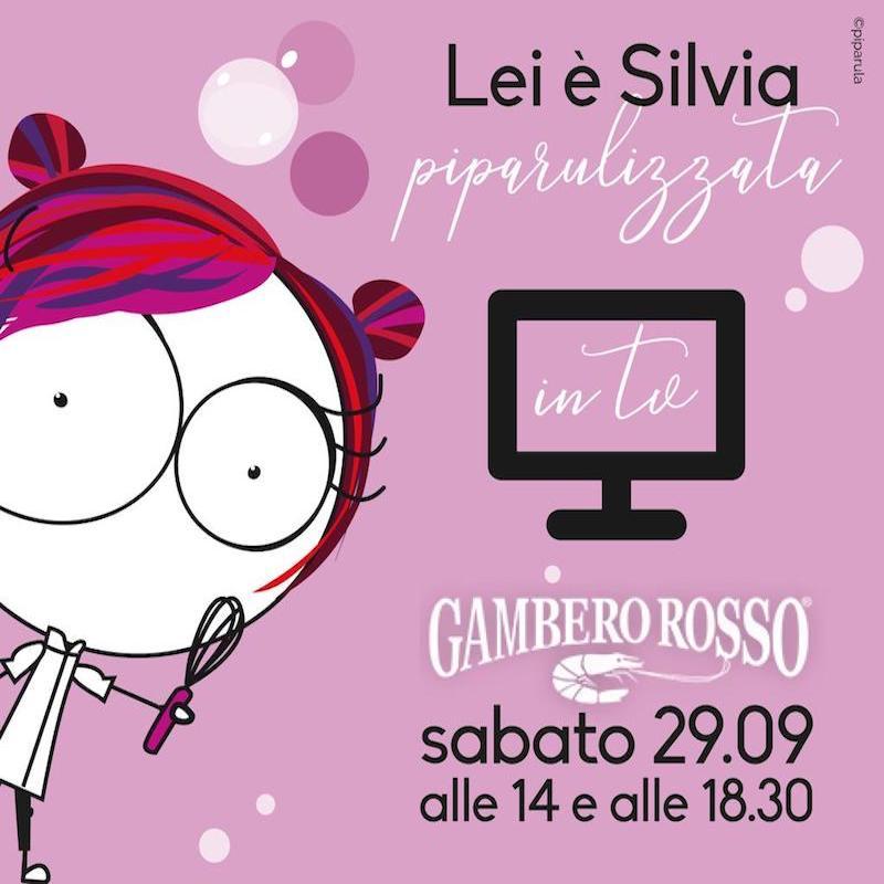 Il Favoloso Mondo di Silvia Gambero Rosso Channel