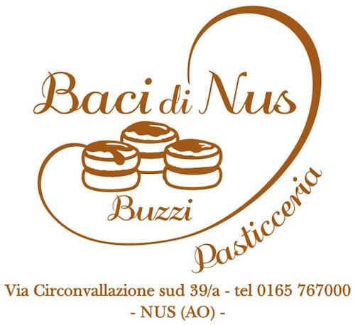 pasticceria buzzi di buzzi amanda a nus aosta specialità baci di nus