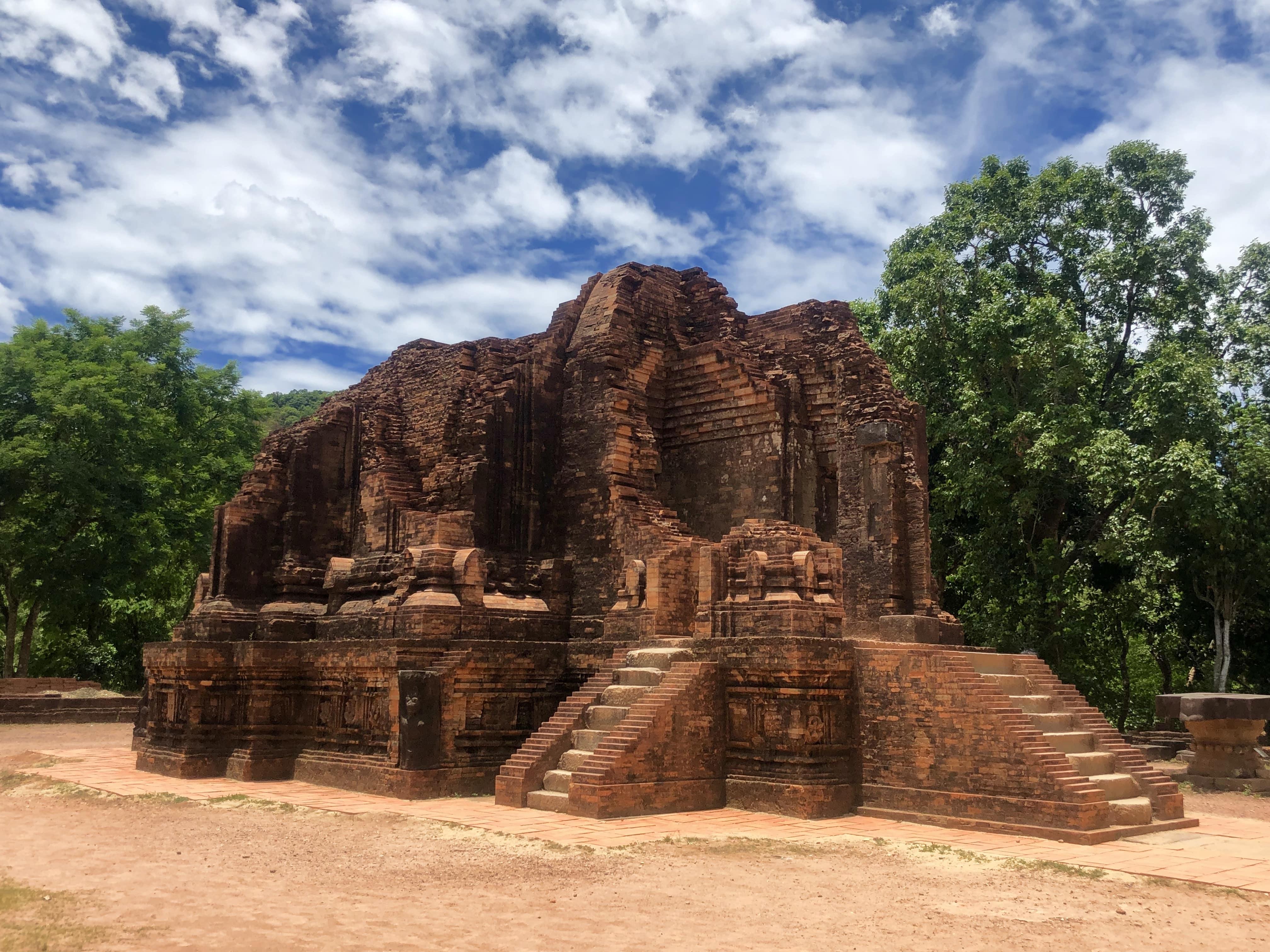 my son tempio patrimonio unesco Hoi An