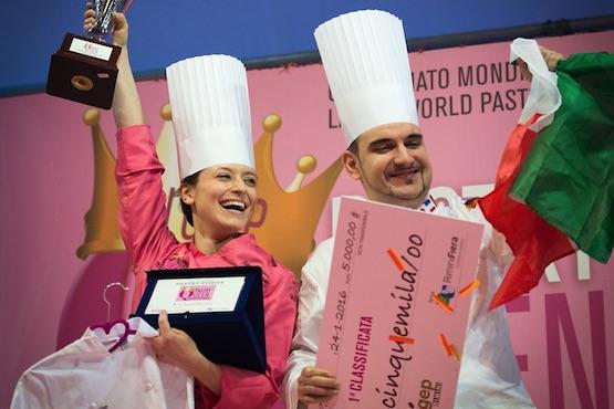 silvia boldetti Davide Malizia vittoria pastry queen