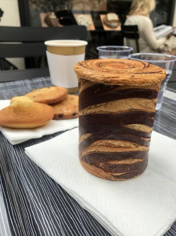 Thierry Marx Beupassage Parigi colazione viennoiserie