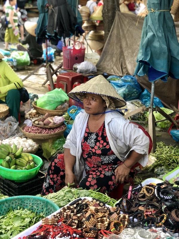 mercato vietnam Hoi An