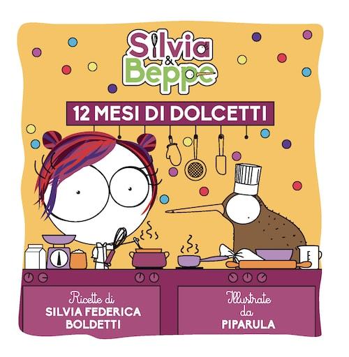 librop di pasticceria illustrato per bambini con ricette facili e giochi