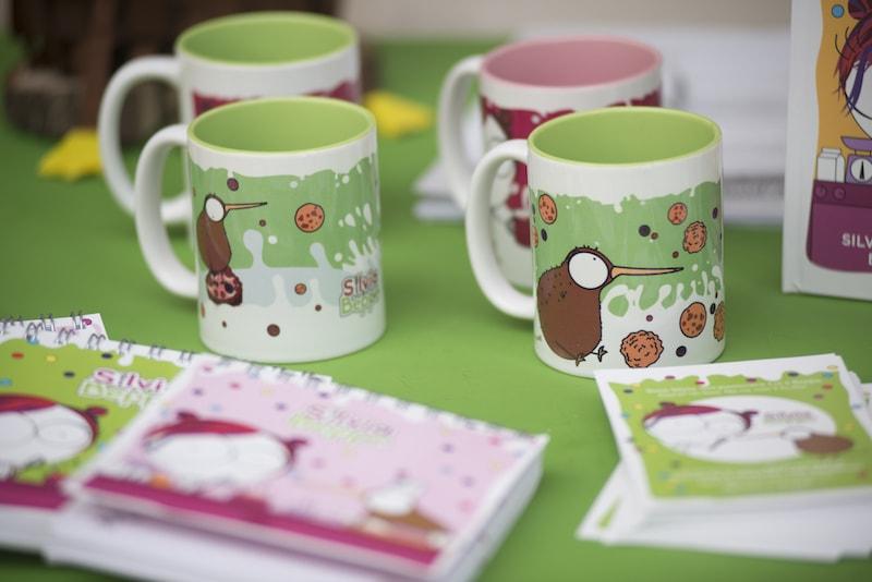 laboratori di pasticceria per bambini giochi tazze e gadget