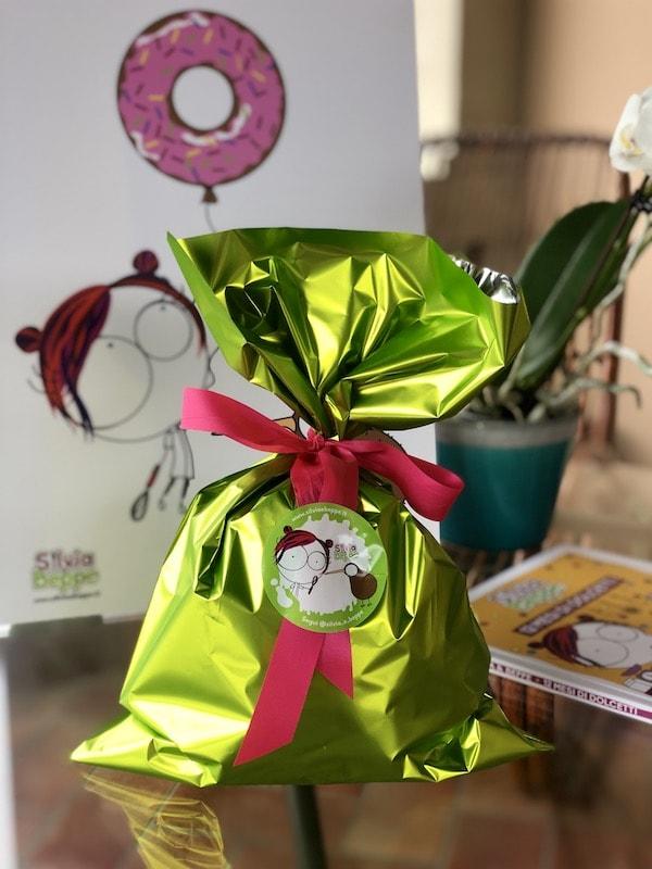 idee regalo illustrate pasticceria scuola tazze abbigliamento mamma e bambini