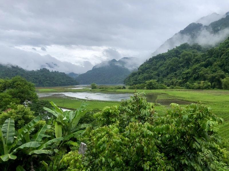Parco nazionale nord vietnam cascate babe lak