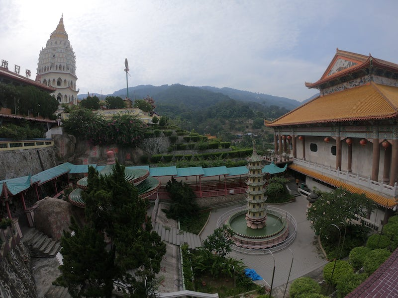 tempio kek si lot a penang georgetown malesia