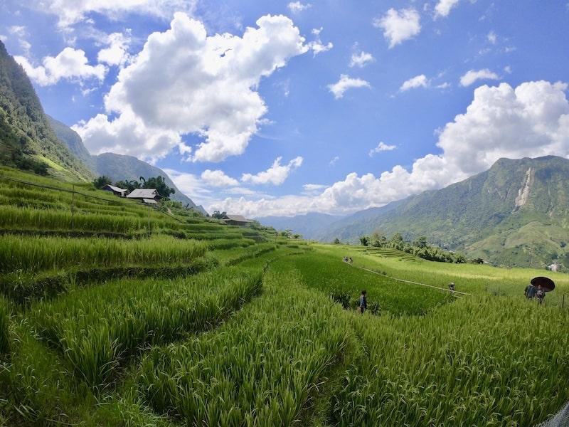 sapa trekking in vietnam del nord due giorni dormendo in homestay