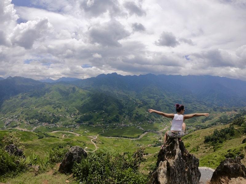 montagne sapa trekking di due giorni in vietnam