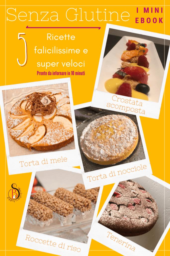 libro di ricette ebook di Silvia federica boldetti sulle verrine e bicchierini dolci