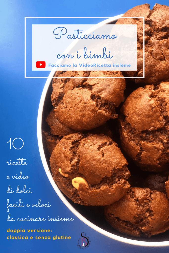 libro ricettario pasticceria cookies cheesecake bambini video silvia boldetti