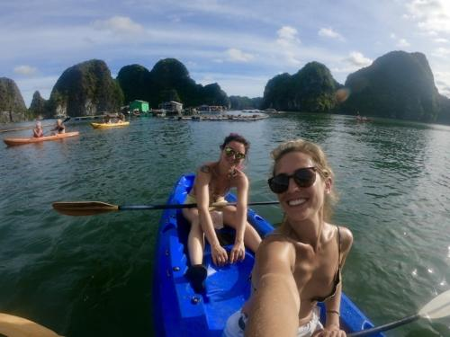 Ha long baia crociera halongbay kayak
