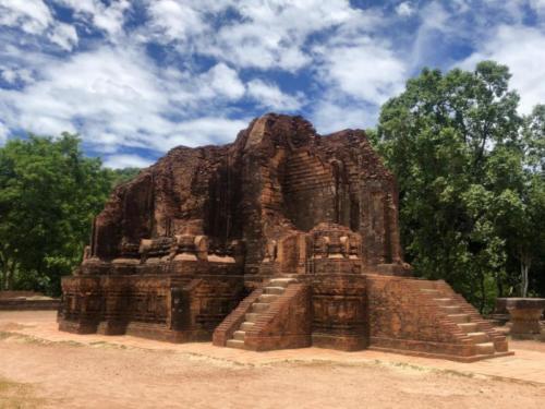 My son hoi an tour templi 2