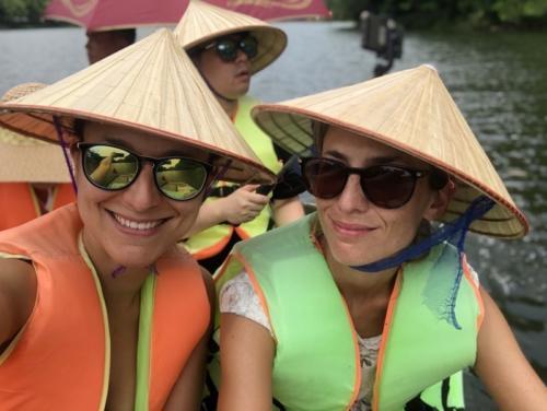 Ninh binh-Trang an risaie vietnam viaggio