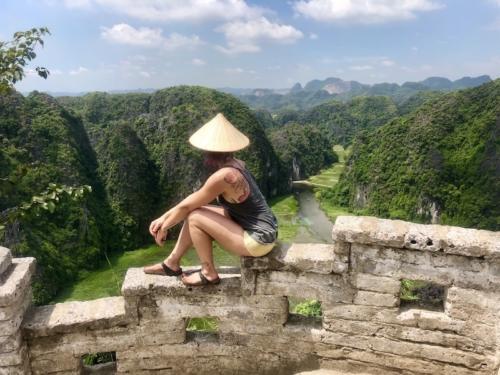 Ninh binh-mua caves risaie vietnam viaggio hanoi