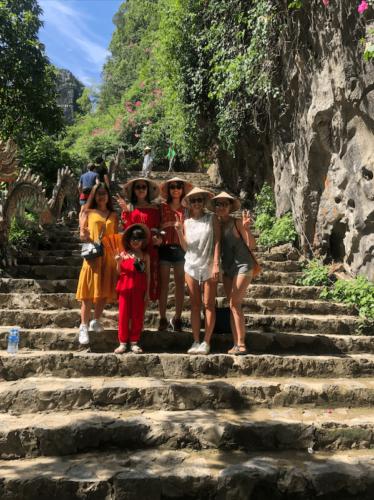 Ninh binh-mua caves risaie viste mozzafiato vietnam viaggio 4