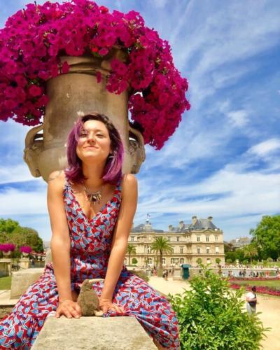 Parigi giardini luxenbourg due giorni