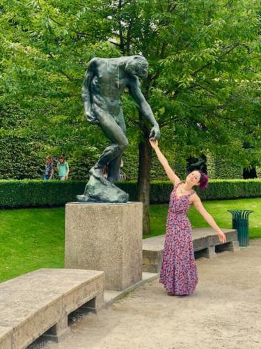 Parigi viaggio silvia boldetti tour Rodin 3