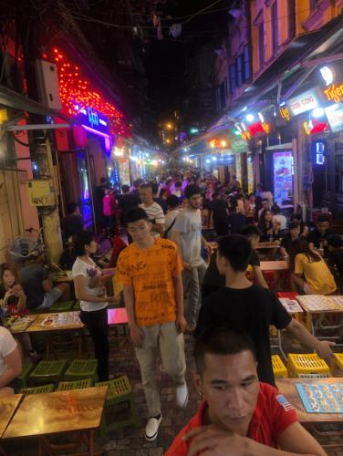 hanoi street food vecchia hanoi itinerario vietnam mercato 3