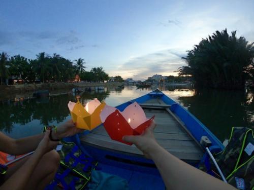 hoi an tour vietnam lanterne due giorni 3