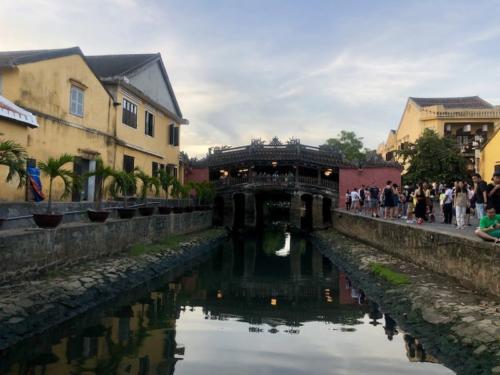 hoi an tour vietnam lanterne due giorni ponte giapponese