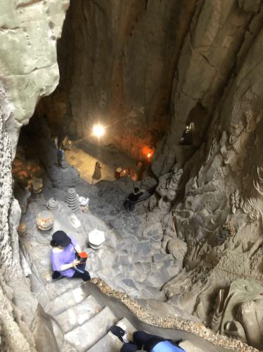 montagne marmo da nang hoi an caves