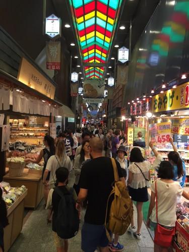 nishiki market9231